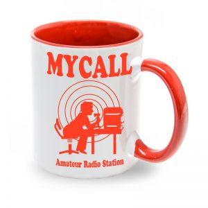 Taza roja Amateur Radio Station